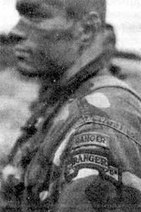 Сержант 2 го батальона рейнджер