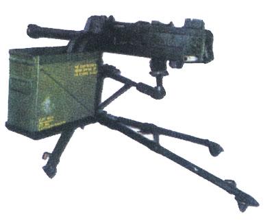 Автоматический станковый гранатомет (Пакистан)
