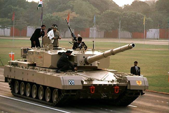印度阿琼主战坦克