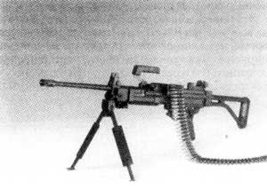 Легкий 5 56 мм пулемет негев