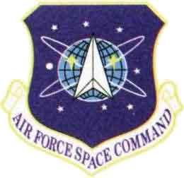 Большая эмблема космических войск вс